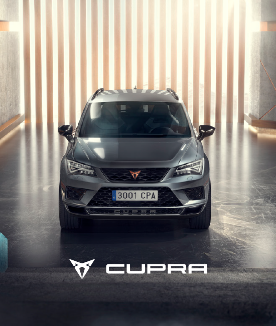 CUPRA Inigualable