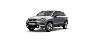 Ateca Plata Brillante Xcellence 1.4 TSI AT