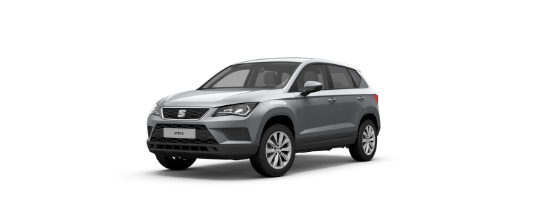 Ateca Plata Brillante Style 1.4 TSI AT